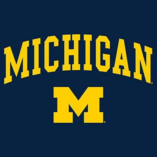 UGP Campus Apparel Graphic Tshirt 2 NCAA Arch Logo, Team Color T Shirt, College, University