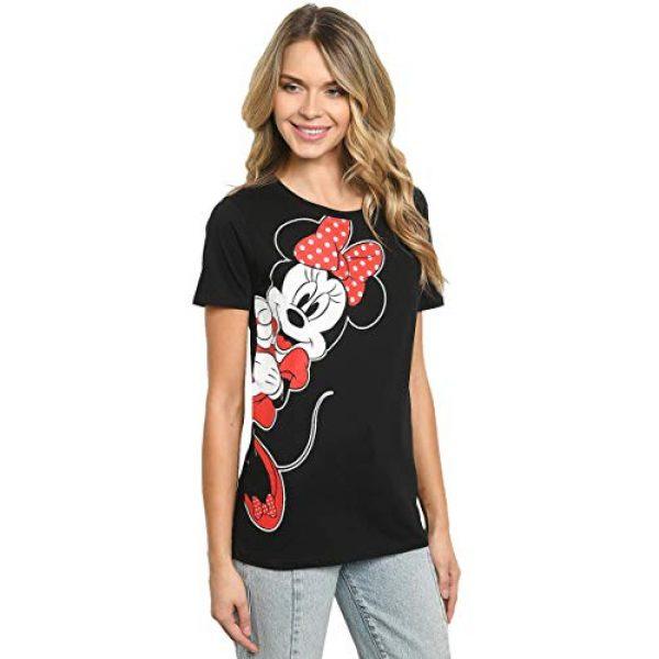 Disney Graphic Tshirt 1 Womens T-Shirt Mickey Minnie Mouse Choose Print