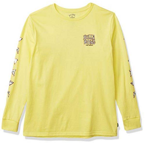 Billabong Graphic Tshirt 1 Men's Jaws Long Sleeve Tee