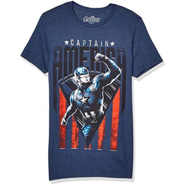 Disney Graphic Tshirt 1 Avengers Endgame Graphic T-Shirt