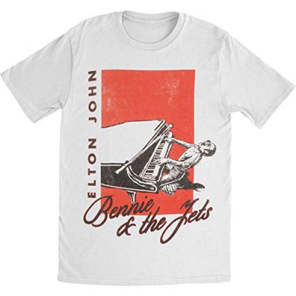 Bravado Graphic Tshirt 1 Elton John Bennie and The Jets T-Shirt