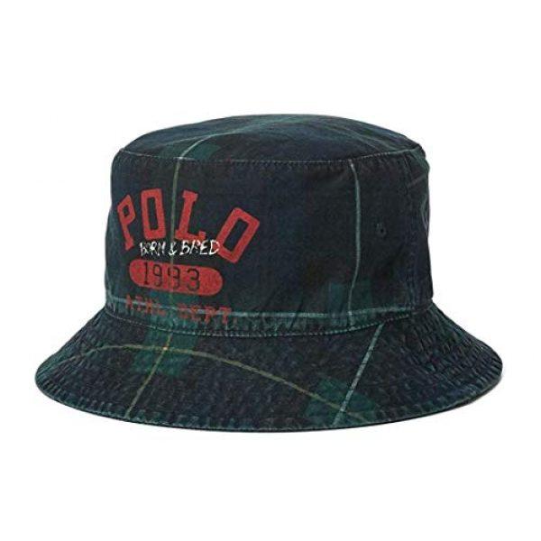 Polo Ralph Lauren Graphic Tshirt 1 Men`s Reversible Bucket Hat