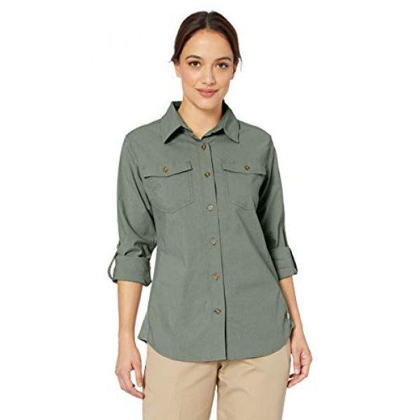 Carhartt Graphic Tshirt 1 Women's Rugged Flex Bozeman Shirt