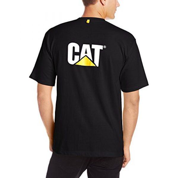 Caterpillar Graphic Tshirt 2 Men's Trademark T-Shirt (Regular and Big & Tall Sizes)