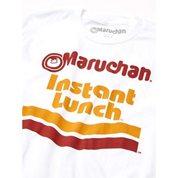 Maruchan Graphic Tshirt 2 Ramen Noodle Instant Lunch Logo T-Shirt