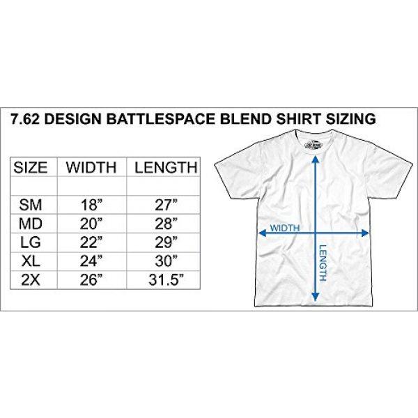 7.62 Design Graphic Tshirt 3 USMC Eagle Globe & Anchor Men's T-Shirt