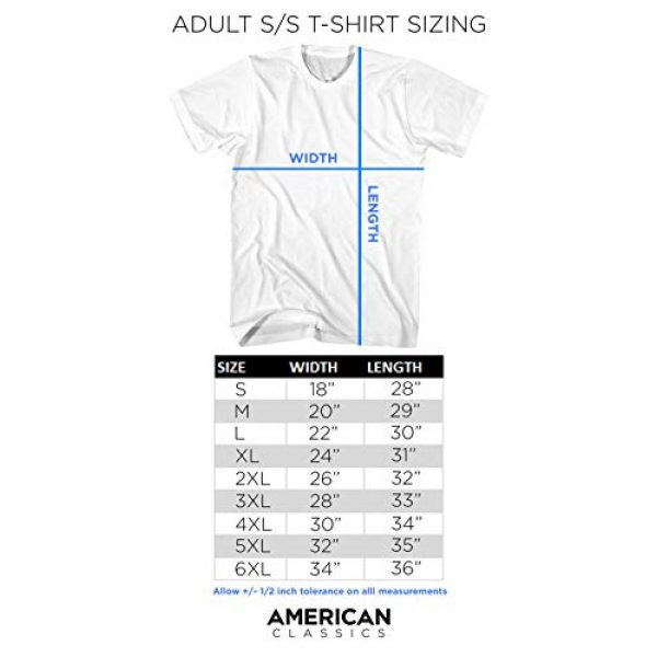 American Classics Graphic Tshirt 3 The Real Ghostbusters Staypuft Navy Heather Adult T-Shirt Tee