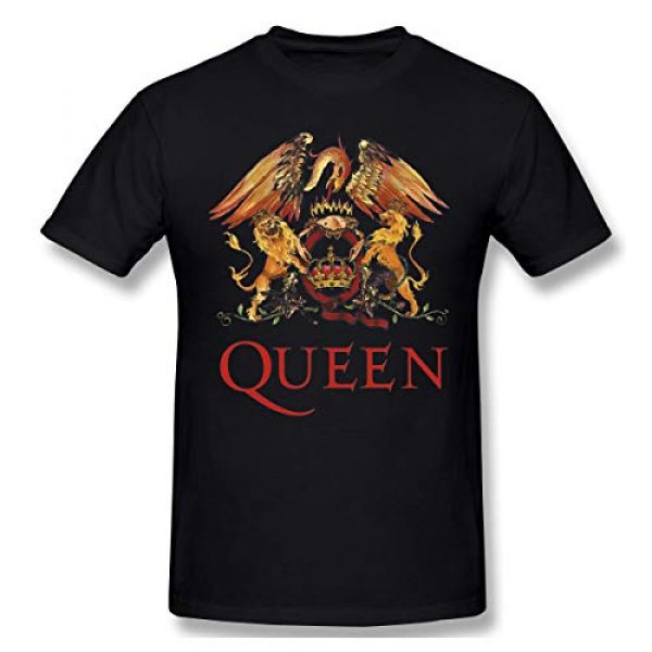 Bravado Graphic Tshirt 1 Queen Official Classic Crest T-Shirt