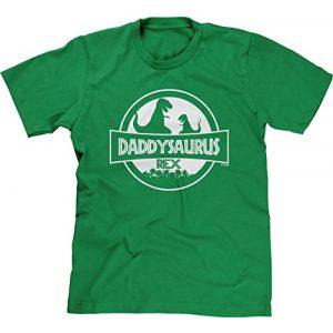 Blittzen Graphic Tshirt 1 Daddysaurus Rex Mens T-Shirt
