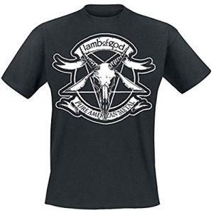 Global Graphic Tshirt 1 Lamb of God Men's Divine Influence T-Shirt