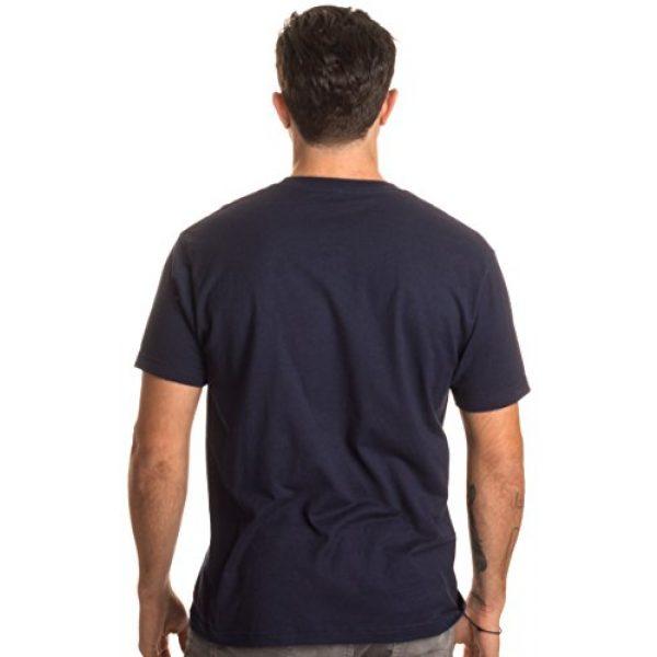 Ann Arbor T-shirt Co. Graphic Tshirt 3 College | Animal American Drinking 70s House Comedy Unisex T-Shirt Men Women