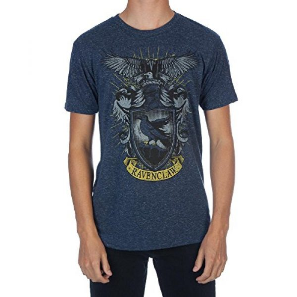 Harry Potter Graphic Tshirt 2 House Crest T-Shirts