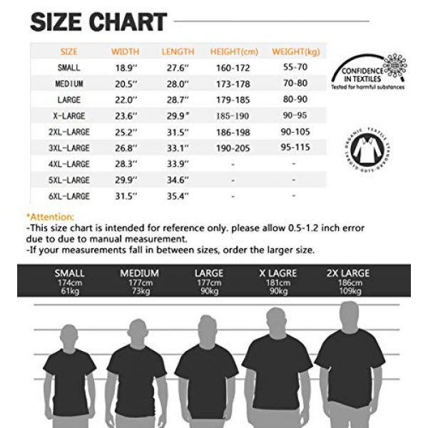 CHAMPRINT Graphic Tshirt 6 My Perfect Day Funny T Shirt Video Games Gamer Gift Tees Tops for Men