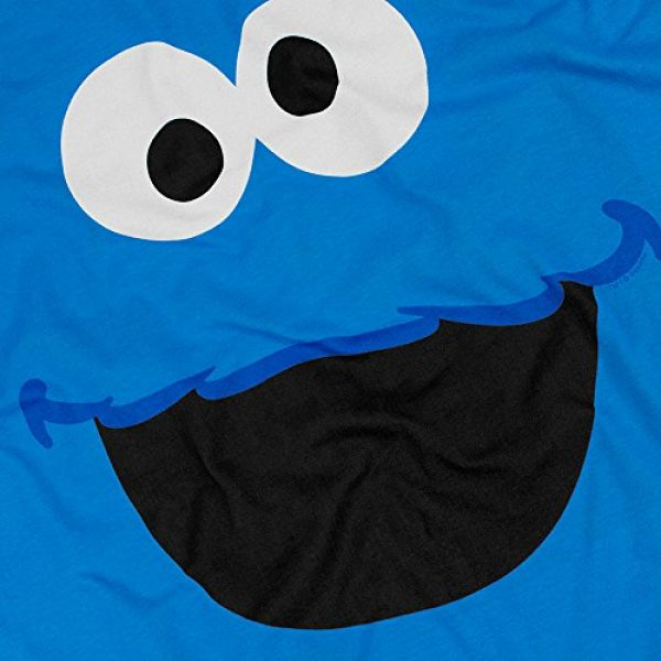 Popfunk Graphic Tshirt 6 Sesame Street Cookie Monster T Shirt & Stickers