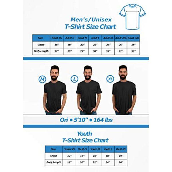 Market Trendz Graphic Tshirt 5 Official Logo NASA I Smaller Upper Left Chest Logo NASA T Shirts for Men