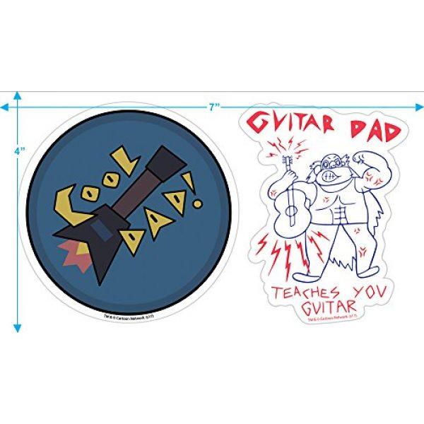 Popfunk Graphic Tshirt 3 Steven Universe Greg Star Cartoon Network T Shirt & Stickers