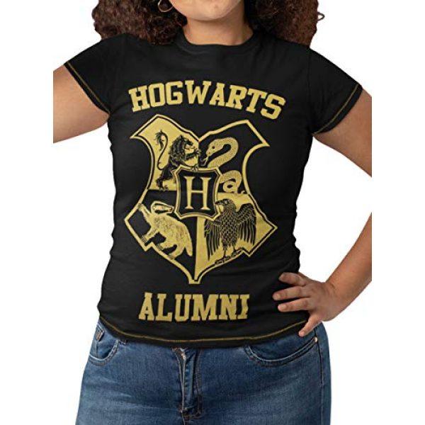 Harry Potter Graphic Tshirt 1 Womens' Hogwarts T-Shirt