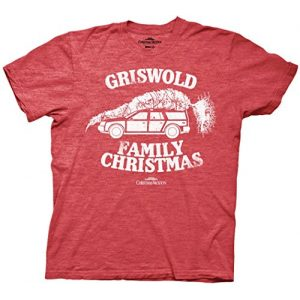 Ripple Junction Graphic Tshirt 1 National Lampoon Griswold Family Christmas Vacation Mens T-shirt