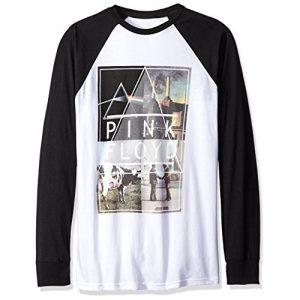 Liquid Blue Graphic Tshirt 1 Men's Floyd Classics Raglan T-Shirt