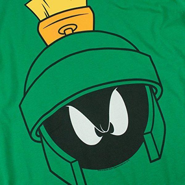 Popfunk Graphic Tshirt 5 Looney Tunes Marvin Helmet T Shirt & Stickers