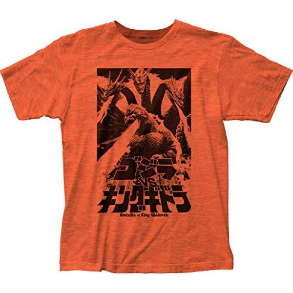 Impact Graphic Tshirt 1 Godzilla vs Ghidorah T-Shirt