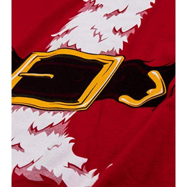 Ann Arbor T-shirt Co. Graphic Tshirt 4 Santa Claus Costume   Jumbo Print Novelty Christmas Holiday Humor Unisex T-Shirt