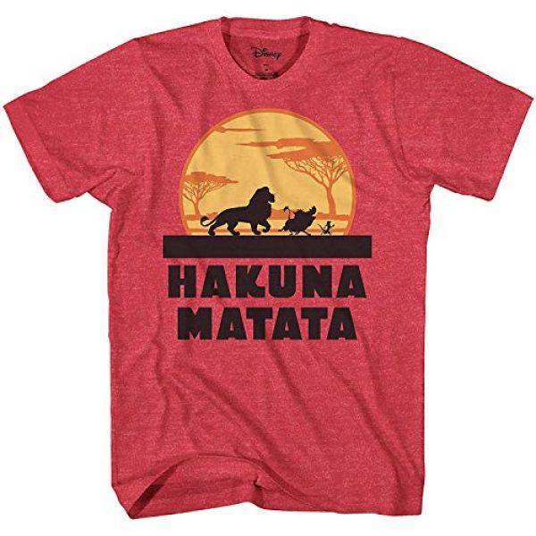 Disney Graphic Tshirt 1 Lion King Hakuna Matata Pumbaa Timon Africa Simba Mufasa Disneyland World Adult Tee Graphic T-Shirt for Men Tshirt