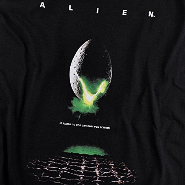 Popfunk Graphic Tshirt 5 Alien Movie Poster T Shirt and Stickers