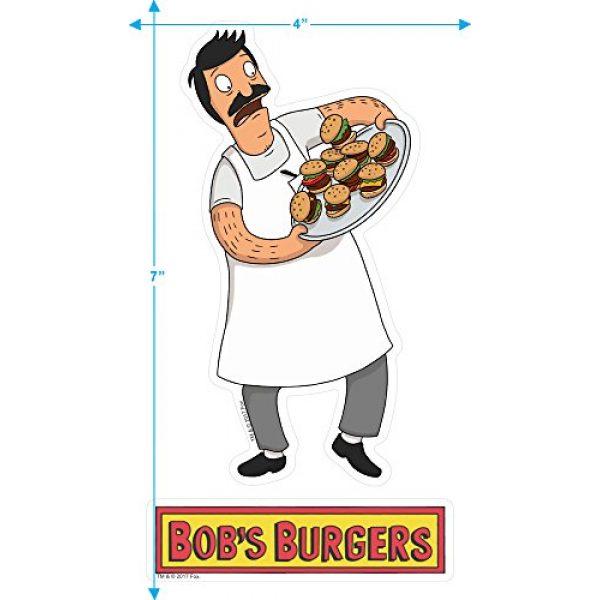 Popfunk Graphic Tshirt 3 Bob's Burgers Bob and Family T Shirt & Stickers