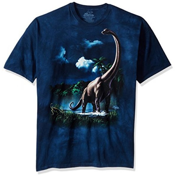 The Mountain Graphic Tshirt 1 Men's Brachiosaurus T-Shirt