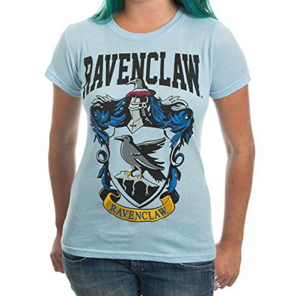 Harry Potter Graphic Tshirt 1 House Crest Ravenclaw Juniors T-Shirt