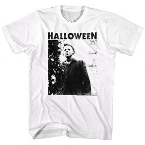 American Classics Graphic Tshirt 2 Halloween Scary Horror Slasher Movie Franchise Michael Meyers Adult T-Shirt Tee