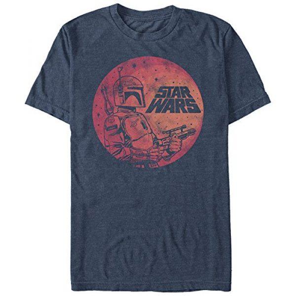 Star Wars Graphic Tshirt 1 Men's Fett up Graphic T-Shirt