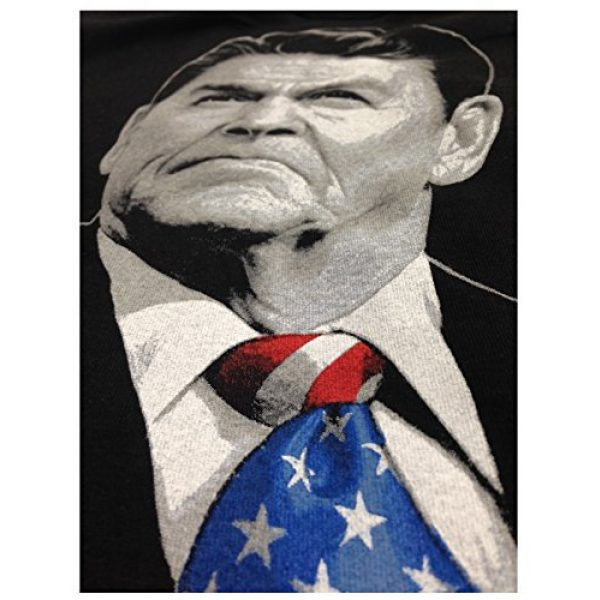 Ann Arbor T-shirt Co. Graphic Tshirt 6 Tall Tee: I Smell Hippies   Funny Ronald Reagan Conservative Merica USA T-Shirt