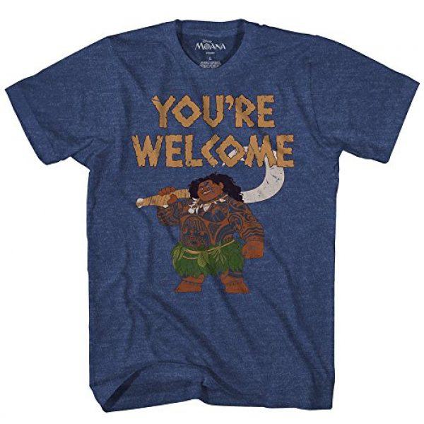 Disney Graphic Tshirt 1 Moana Maui You're Welcome T-Shirt