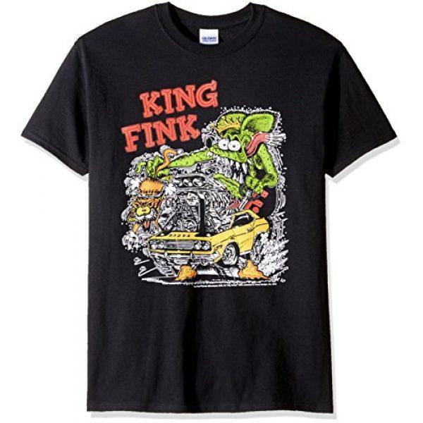 T-Line Graphic Tshirt 1 Ratfink King Fink Graphic T-Shirt
