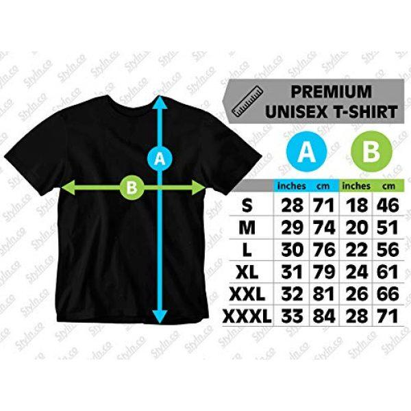 STYLN Graphic Tshirt 5 Subie Fifth Generation Blue T-Shirt