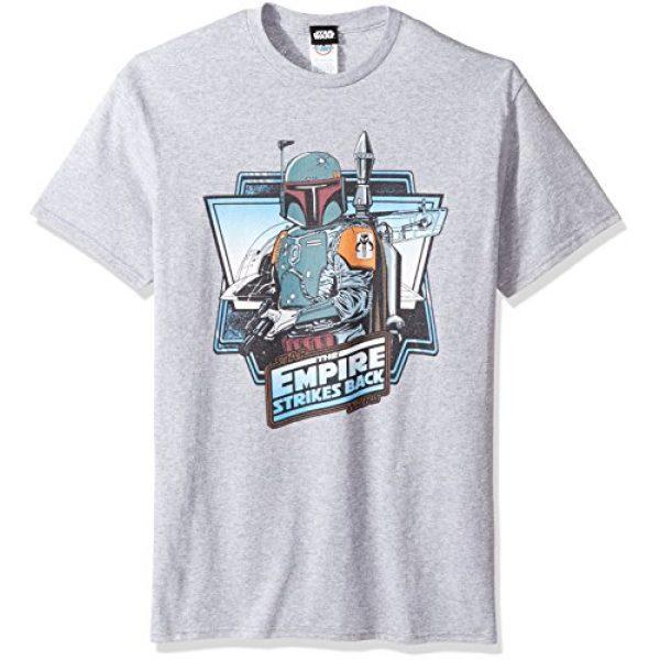 Star Wars Graphic Tshirt 1 Men's The Boba Fett Short Sleeve T-Shirt