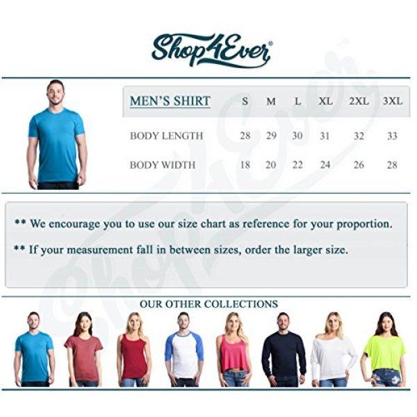 Shop4Ever Graphic Tshirt 4 White Tie Suit T-Shirt Tuxedo Shirts