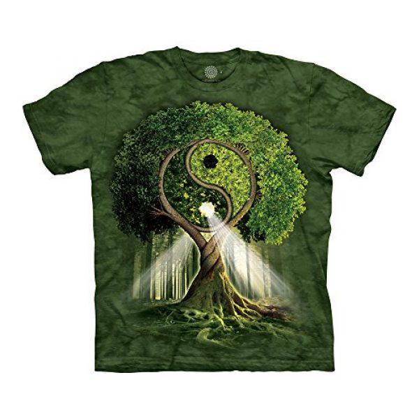 The Mountain Graphic Tshirt 1 Men's Yin Yang Tree