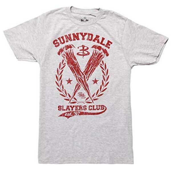 Ripple Junction Graphic Tshirt 1 Buffy The Vampire Slayer Sunnydale Slayers Club Adult T-Shirt