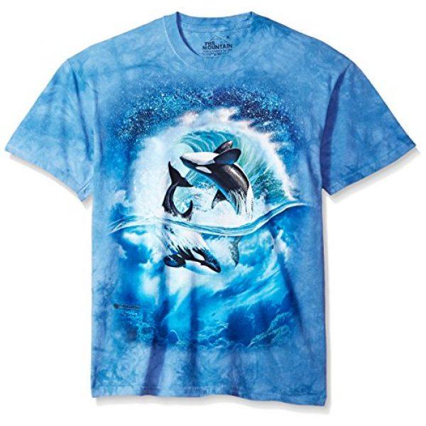 The Mountain Graphic Tshirt 1 Men's Happiest Trex