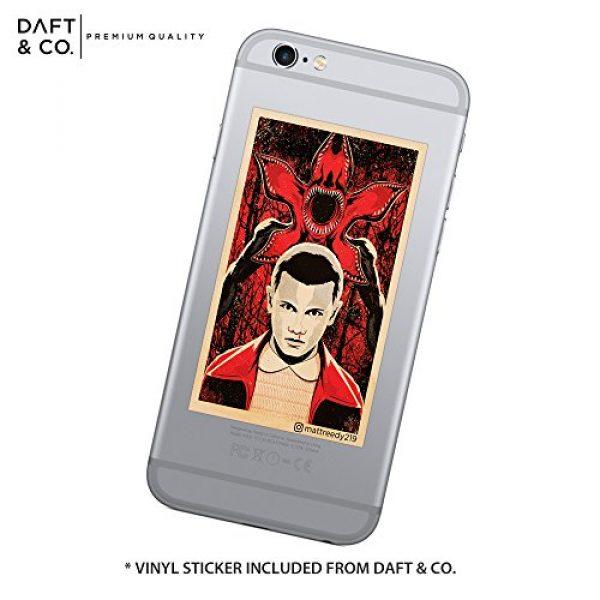 Daft Threads Graphic Tshirt 3 ~ Hawkins A.V. Club T-Shirt Stranger & Things Upside Down Sticker