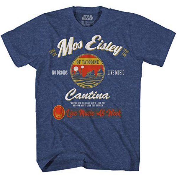 Star Wars Graphic Tshirt 1 Mos Eisley Cantina Tatooine Men's Adult Graphic Tee T-Shirt