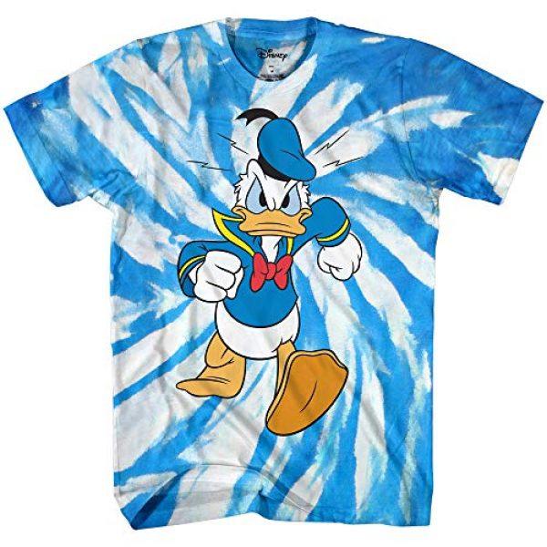 Disney Graphic Tshirt 1 Donald Duck Wash Tie Dye World Disneyland Funny Costume Adult Tee Graphic T-Shirt for Men Tshirt