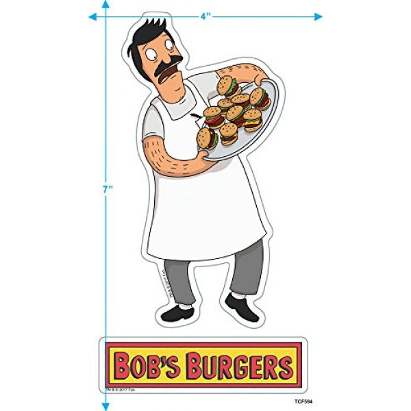 Popfunk Graphic Tshirt 3 Bob's Burgers You're All Terrible T Shirt & Stickers