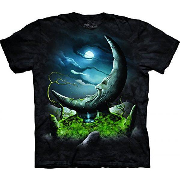 The Mountain Graphic Tshirt 1 Moonstone T-Shirt