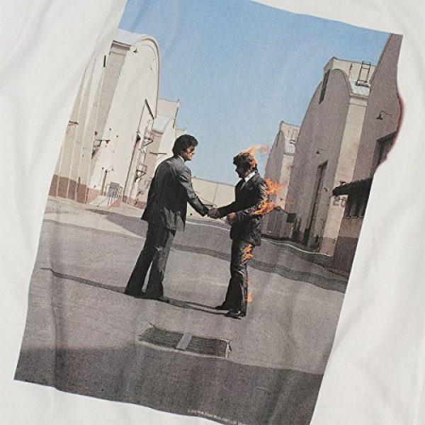 Popfunk Graphic Tshirt 5 Pink Floyd Wish You were Here Rock Album Longsleeve T Shirt & Stickers