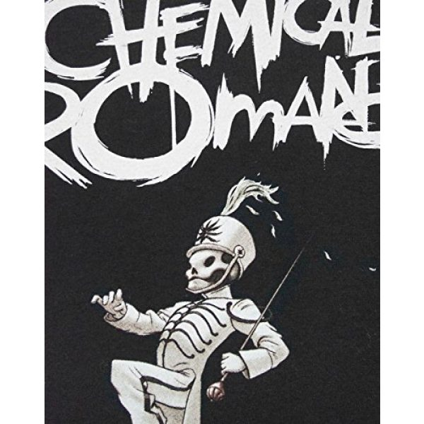 My Chemical Romance Graphic Tshirt 3 The Black Parade Women's T-Shirt