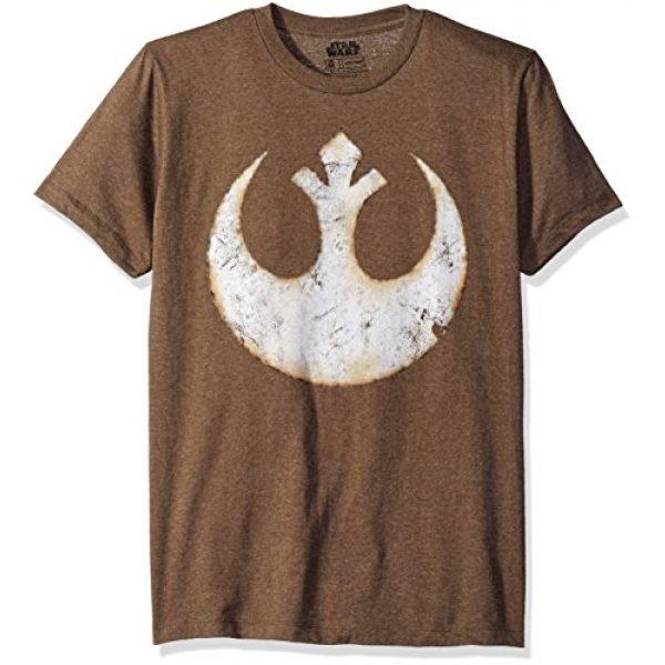 Star Wars Graphic Tshirt 1 Men's Alliance Emblem Logo T-Shirt